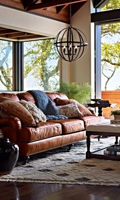 how to give your couch a bohemian look