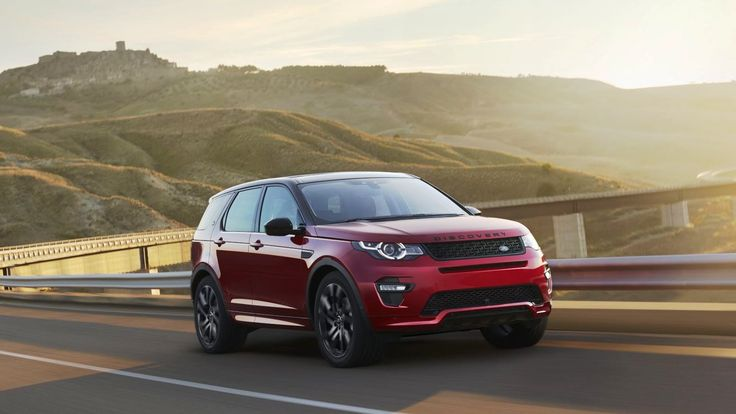 2016 Land Rover Discovery Sport HSE Dynamic Lux Car Wallpaper