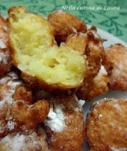 Frittelle di riso di San Giuseppe: That, Rice, Of My, The Kitchen, Ricette Cioc Past Bisc, Recipes, Kitchen, Feasts, Confectionery