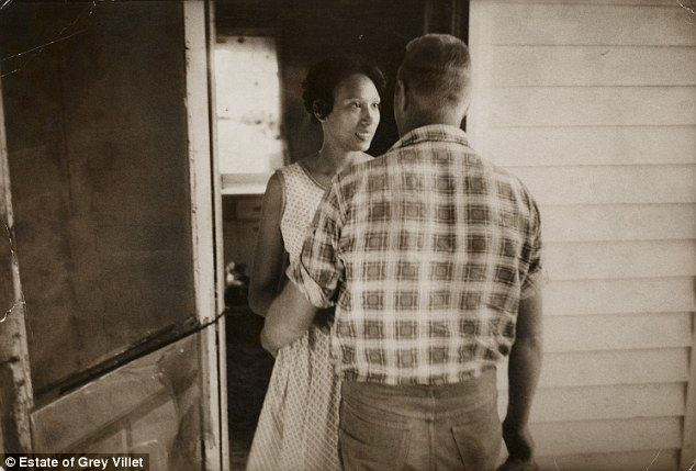 These photographs are from a time when interracial marriage was banned in sixteen US states.  This young couple, the Lovings, married in DC to avoid the racist laws of their home state of Virginia, but were quickly arrested upon their return.  This couple took their case all the way to the Supreme Court and theirs is the case that ended all laws against interracial marriage.  Loving vs. Virginia . . . classic.  So perfect that their last name was Loving.  I highly recommend looking at the…