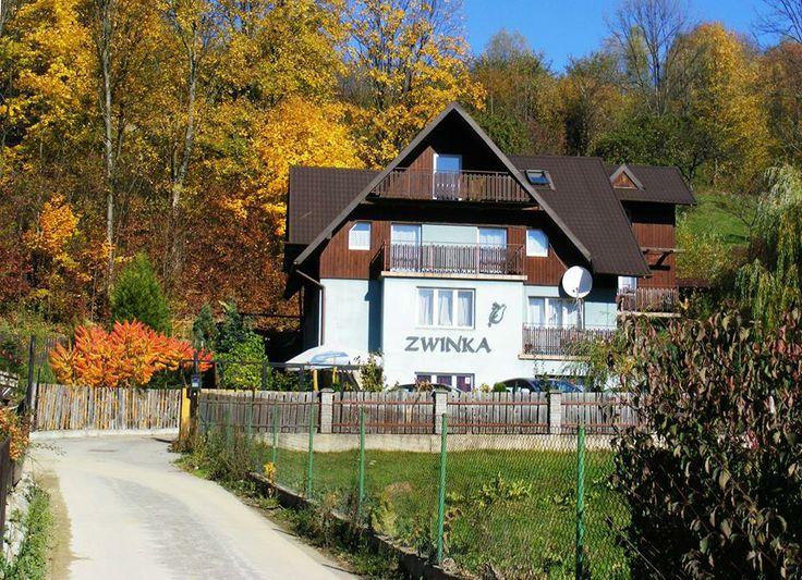 Noclegi w pokojach z widokiem na góry- Szczawnica