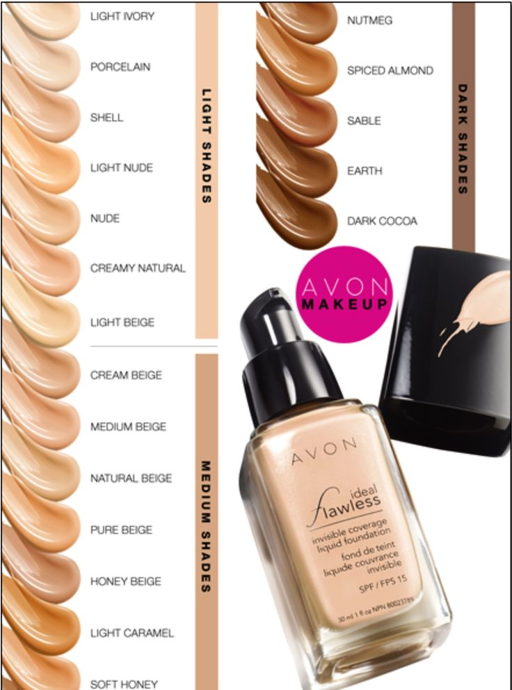 What's your shade? I have samples for you to try if you aren't sure! Register as a customer at youravon.com/kimbrown and message me for a sample in the shade(s) you would like to try!