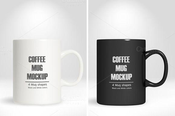 Coffee Mug/Cup Mockup vol.1 by aivos on @creativemarket
