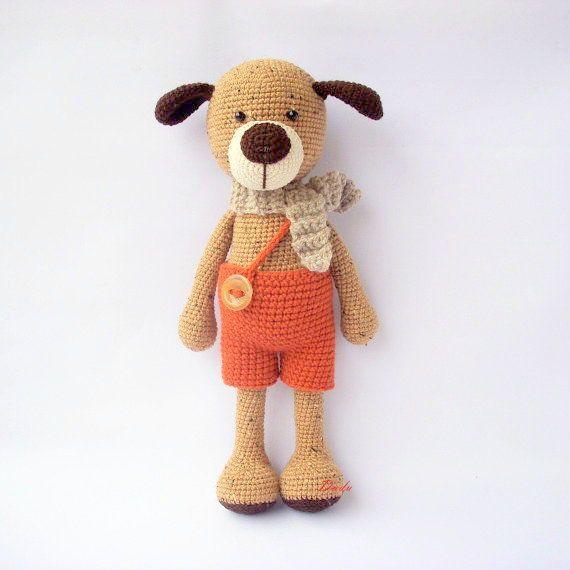 crochet dog pattern   Son's Popkes   570x570