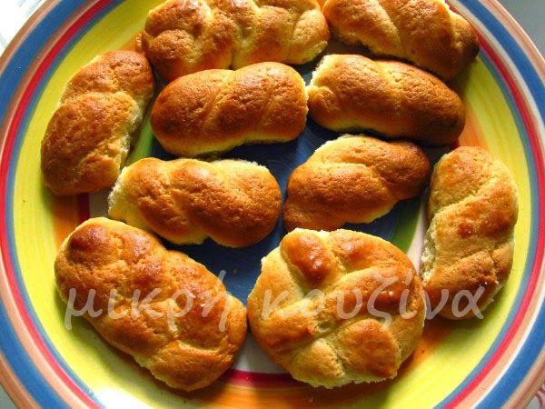μικρή κουζίνα: Κουλουράκια αμμωνίας, της θείας Μαίρης