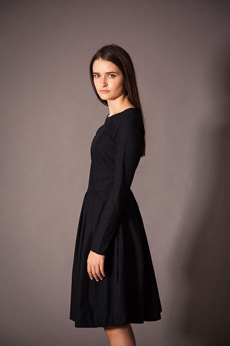 Gift Guide Item #15(b): Cape Town-based label Take Care's 'Poplin dress' - the ultimate not-so-LBD that's perfect for the colder months of the year.