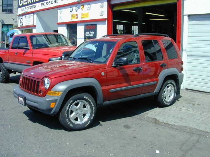 Jeep Liberty CRD with SVO conversion. Hopefully my next