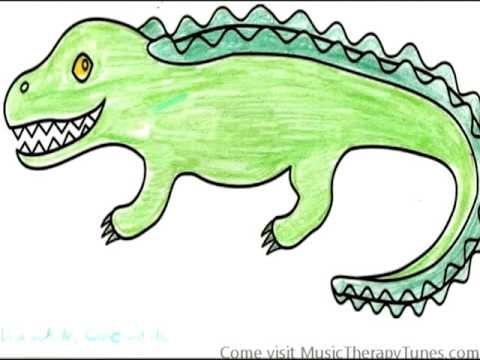 See you Later Alligator Good bye song for Kids good for school and camp ...