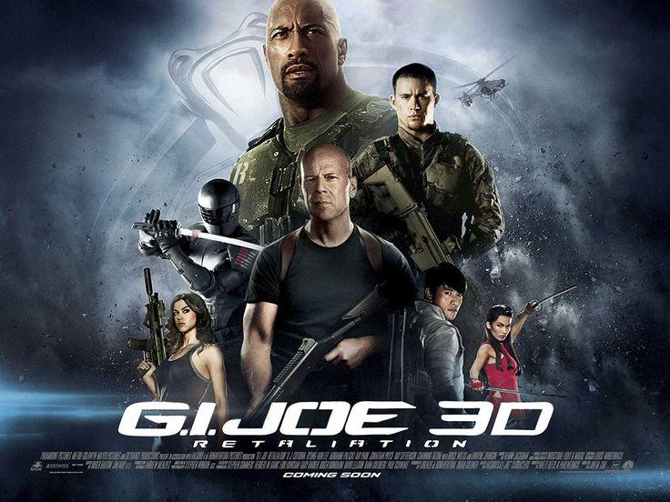 Win 2 Tickets To The Premiere of G.I. Joe: Retaliation 3D!