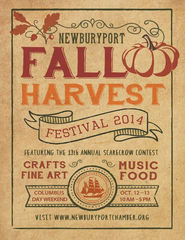 40 best newburyport massachusetts images on pinterest newburyport fall harvest festival october 12 2014 come to downtown newburyport on columbus day weekend for our annual fall harvest festival stopboris Image collections