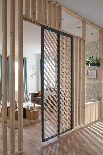 les 25 meilleures id es de la cat gorie cloison modulable. Black Bedroom Furniture Sets. Home Design Ideas