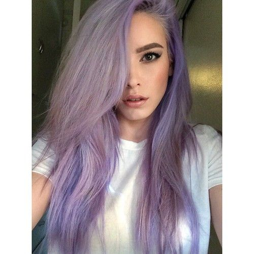 Light Hair Colors Pinterest