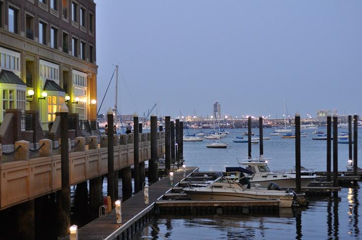 Waterfront, Boston, Massachusetts, USA