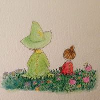The Moomins 4 by mannamy