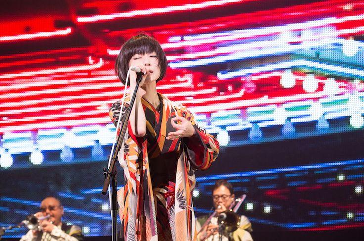 音楽家 : 椎名林檎 / Musician : SHEENA RINGO(2015百鬼夜行)