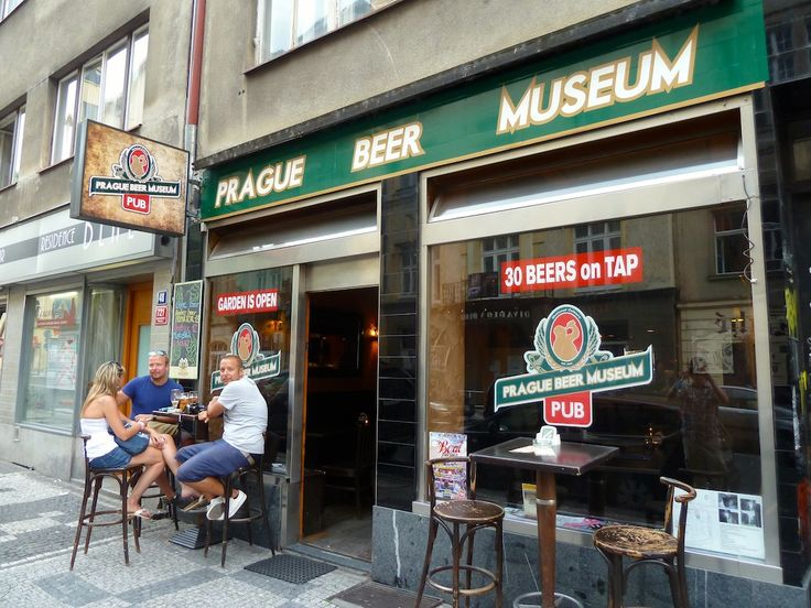 Prague Beer Museum #prague