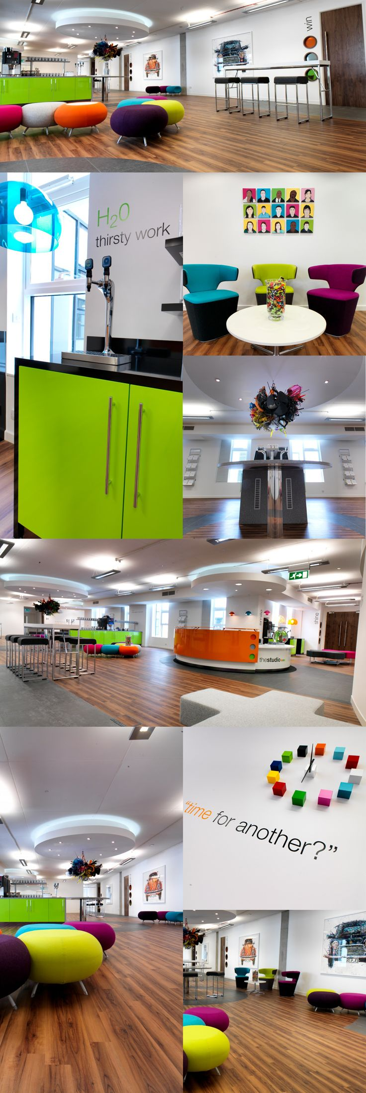The Studio Manchester #conferencecentre #interiordesign #eventspace #workplace #officedesign