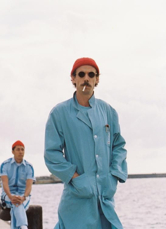 THE LIFE AQUATIC | Wes Anderson