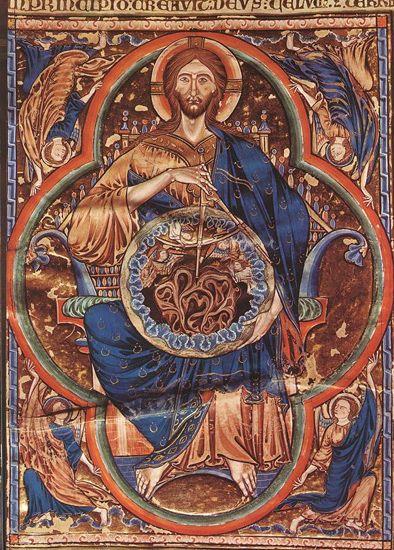 History of Art: Gothic Art-Illuminated Manuscripts