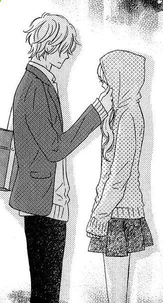 kimi ni happiness manga