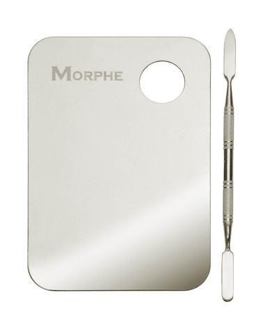 MIXING PALETTE & SPATULA | Morphe Brushes