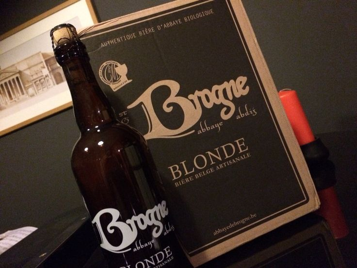 #packaging #design for #brogne by #trebiusvalens #beer