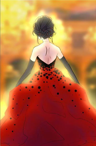 Resultado de imagen para miraculous ladybug ball gown ...