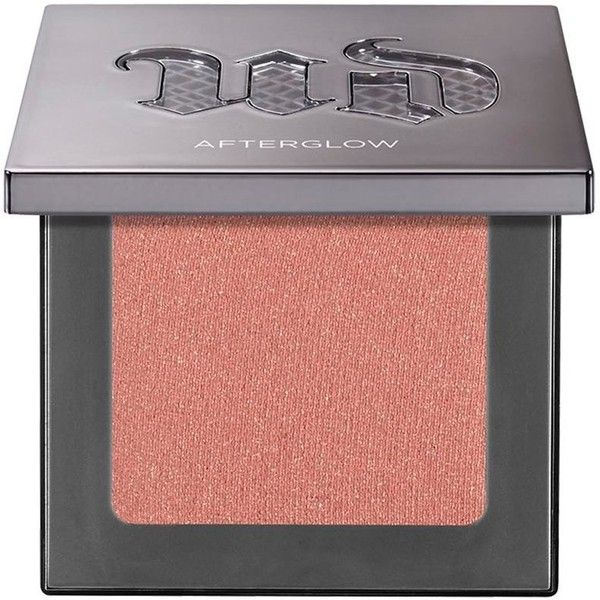 Urban Decay Afterglow 8-Hour Powder Blush - Colour Score ($28) ❤ liked on Polyvore featuring beauty products, makeup, cheek makeup, blush, creamy blush, powder blush, urban decay and urban decay blush
