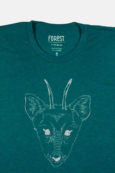 Pudu por Forest  http://followtheforest.com/poleras/209-camioneta-ford-1950-por-forest.html