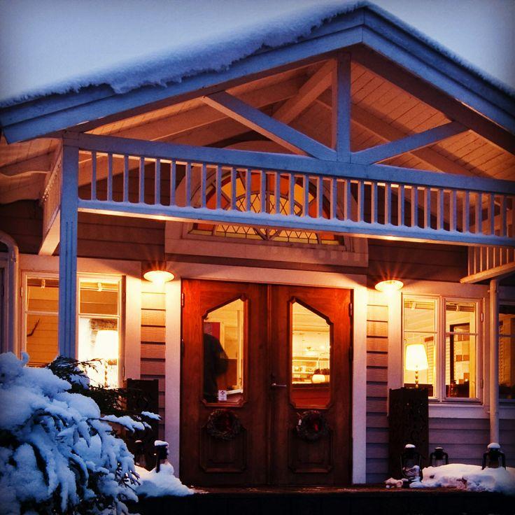 Main Lodge, The Lodge, Genarp, Sweden