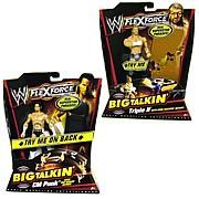 WWE FlexForce Big Talkin Figure Wave 1 Case - Case, Figure, FlexForce, Talkin, Wave