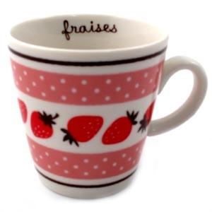 Decole Mug: Pink Chocolat Fraises