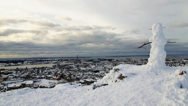 Good Pieces In Life: Winter walk