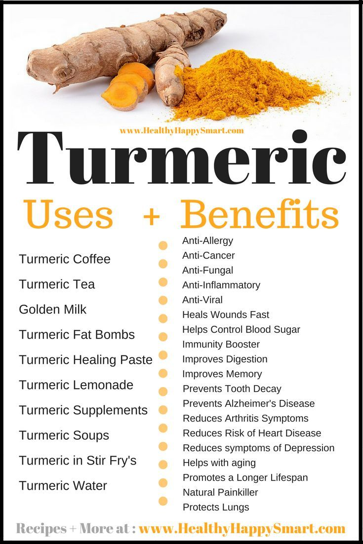 The Best Turmeric Uses + Benefits | Healthy Mind & Body | Turmeric