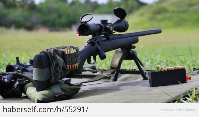 Ateşli Silahlar Dünyasında Devrim Gerçekleştirmiş En Ünlü 14 Tüfek Modeli - Haberself - Türkiye nin Viral Haber Merkezi