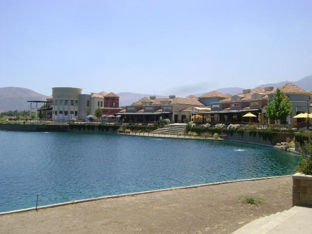 Laguna Mall VIVO Piedra Roja