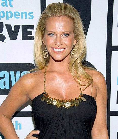 Dina Manzo visits 'Watch What Happens Live'