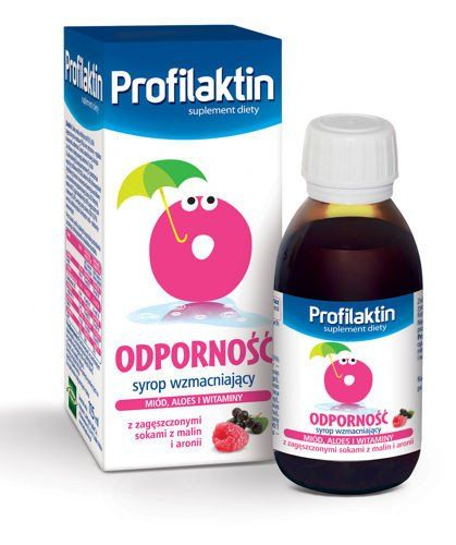 PROFILAKTIN Resistance syrup 115ml 3 , antimicrobial resistance