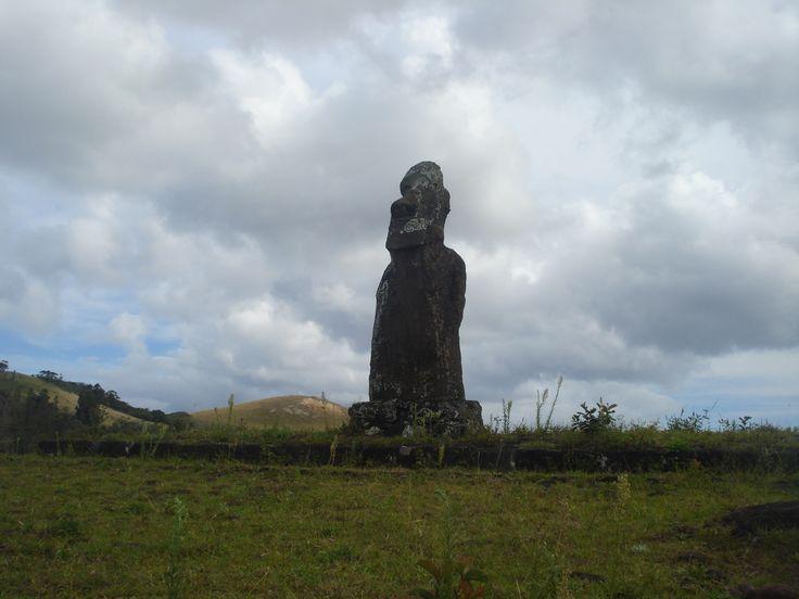 Ahu Huri a Urenga, Rapa Nui (2014)