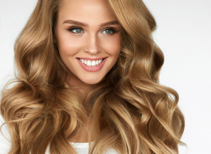 Healthy and shiny hair – how it works!