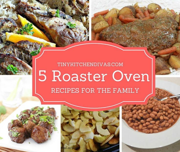 5 roaster oven recipes                                                       …                                                                                                                                                                                 More