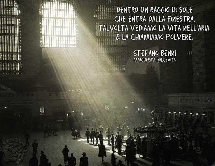 Stefano Benni - Dentro un raggio ...