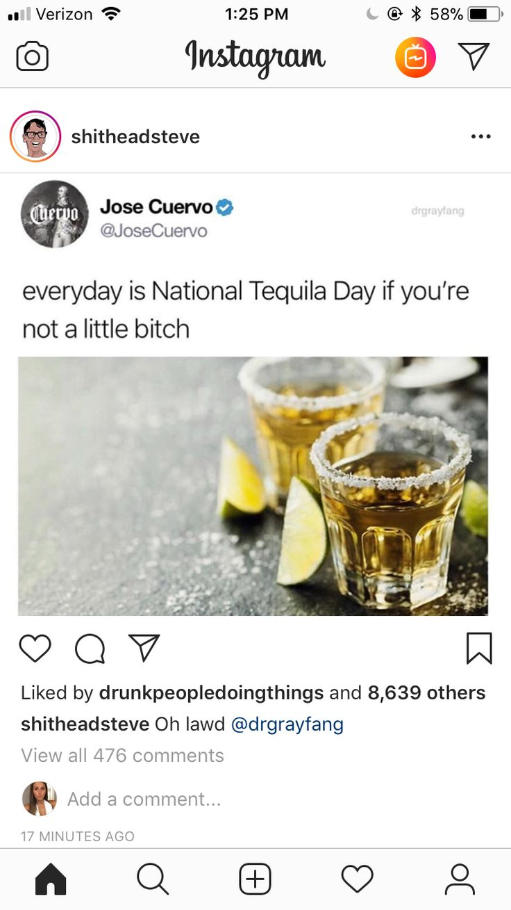 Pin by Lindsey Snedeker on Memes National tequila day