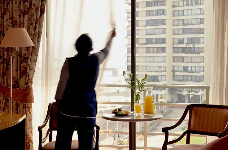 Atención de calidad.   #HotelSanMartin #HSMChile #ViñadelMar #Turismo #ThisisChile #HSM #VRegion #Hotel