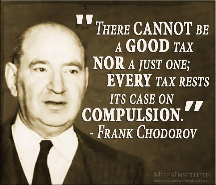 Frank chodorov fugitive essays