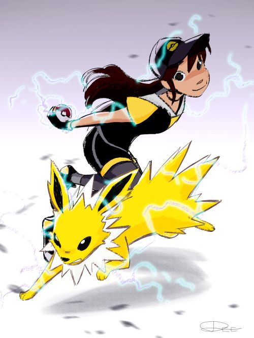 My 11 year old dream has finally came true with Pokemon Go! I have been obsessed with this game and I love how it's encouraging me to go out and play with others! I'm on team Instinct! Where my Yellow peeps at?