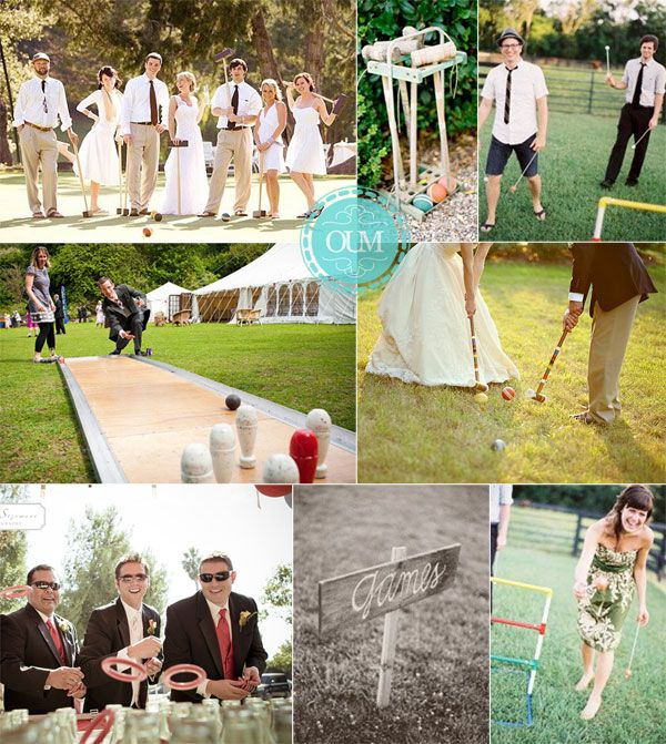 116 best jeux mariage images on pinterest wedding activities wedding reception and activities - Jeux pour un mariage ...