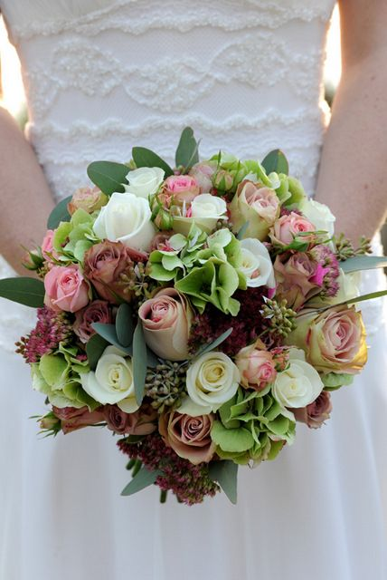 fresh greens creams and upper secret roses
