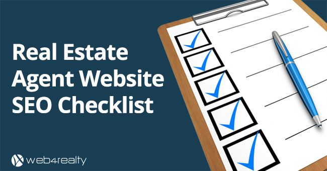 #REALTORS: Adding content to your site? Sift through this SEO checklist first! https://www.web4realty.com/real-estate-agent-website-seo-checklist/?utm_content=buffer9961c&utm_medium=social&utm_source=pinterest.com&utm_campaign=buffer #RealEstateMarketing
