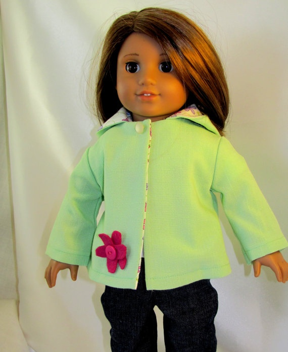 Doll Clothes Fitting American Girl Bitty Baby